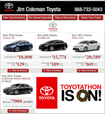 toyota lease jim coleman toyota new toyota deals bethesda ma