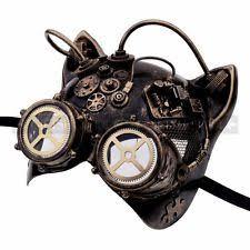 robot mask ebay
