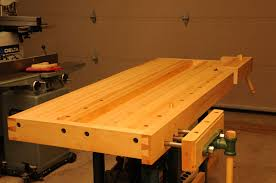 Woodworking Bench Plans Pdf by Work Bench Tops Treenovation