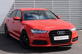 used audi a6 black edition for sale motors co uk