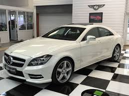 diamond benz used mercedes benz cls cls350 v6 cdi blueefficiency amg sport 4dr