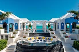 beachfront luxury villas vacation rentals in turks and caicos