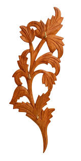 orange home and decor wall hangings and decor home and kitchen