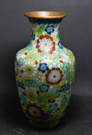 Large Chinese Vases 65 Best Chinese Cloisonne Images On Pinterest Chinese Antique