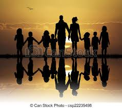big family illustrations and clipart 3 037 big family royalty