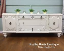 Shabby Chic Entertainment Center by Distressed Tv Stand Etsy