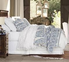 Pottery Barn White Comforter 228 Best Bedroom Linen U0026 Items Images On Pinterest Bedroom Ideas