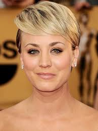 why kaley cucoo cut her hair kaley cuoco went from an 8 10 to a 4 10 when she cut her hair