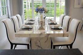Marble Dining Room Table And Chairs Metropolitan Sideboard Exclusive Furniture Dining Room Table