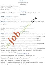 Esl Teacher Resume Example by High Teacher Resume Free Resume Example And Writing Download