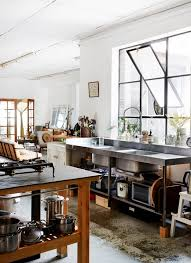 kitchen decorating industrial look kitchen industrial style