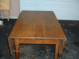 Vintage Drop Leaf Table Drop Leaf Table Sanblasferry