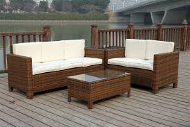 Wicker Furniture Patio How To Decorate Outdoor Wicker Sofa Babytimeexpo Furniture