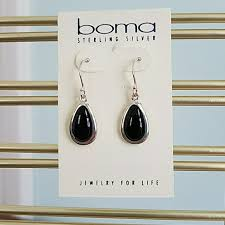 boma earrings boma jewelry sterling silver earrings poshmark
