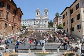 spanische treppe in rom piazza di spagna spanische treppe
