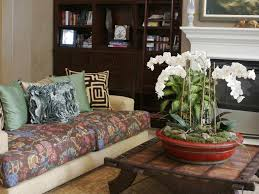Sofa Ideas For Living Room Patterned Sofas Hgtv