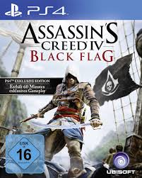 Assassin S Creed Black Flag Gameplay Assassin U0027s Creed 4 Black Flag Ps4 Review Cerealkillerz