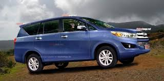 toyota upcoming cars in india the toyota innova mpv go buy one before it s late