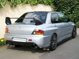 used mitsubishi lancer saloon 2 0 evo ix mr fq 360 4dr in