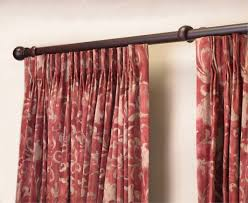 Decorative Double Traverse Curtain Rod by Custom 2