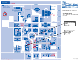 Usd Campus Map Employment