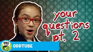 oddtube your questions part 2 pbs kids odd squad