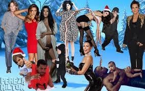 christmas cards kardashians chrismast cards ideas