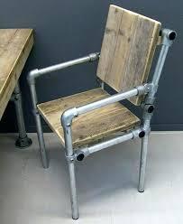 fauteuil bureau industriel bureau industriel pas cher bureau style industriel crispy bureau