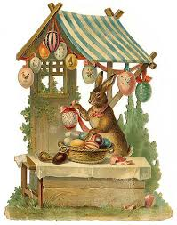 antique easter decorations 17 best images about vintage easter decorations on