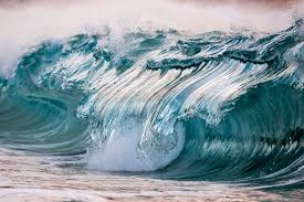 Frozen Waves Waterpower Pierre Carreau