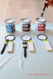 what of primer do i use on kitchen cabinets paint primer 101 vs shellac vs based a of