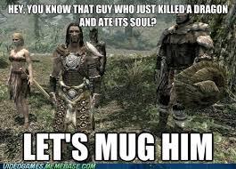 Elder Scrolls Memes - great idea genius video games video game memes pokémon go