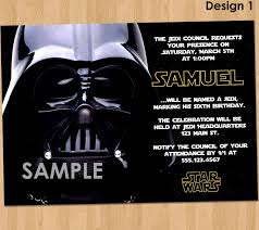 star wars birthday greetings new birthday card all about birthday invitation cards