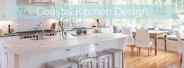 Waterleaf Interiors Coastal Interior Design Guide Pineapples Palms Too