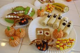 halloween appetizers for kids fun u0026 crafty kids halloween snacks youtube