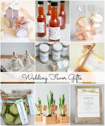 wedding favor gift ideas favors gift and weddings