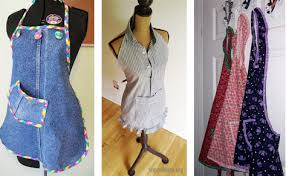 celebrate the holidays with diy aprons weallsew