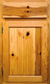 Knotty Pine Kitchen Cabinet Doors Timber Country Cabinetry Panel Insert Doors