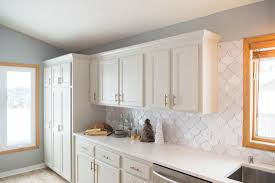 white moroccan fish scales kitchen kitchen islands pinterest