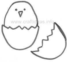 free spring and easter craft patterns and egg