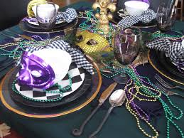 mardi gras decorations ideas mardi gras table decoration ideas all in home decor ideas