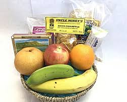 fruit baskets for delivery enjoy paradise basket with fruit our finest quality hawaiian