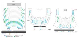 National Theatre Floor Plan by Our Venue Her Majesty U0027s Theatre Ballarat