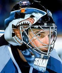 steve shields san jose sharks love hockey san