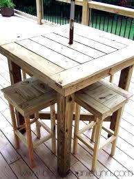 diy bar height table homemade bar table diy small bar height table murphysbutchers com