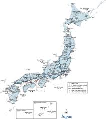 Mn Road Map Map Of Japan Central U0026eastern Asia Pinterest
