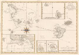 Tonga Map James Cook Third Voyage