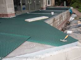 Basement Tanking Methods - basement waterproofing know how from bryan hindle cssw csrt
