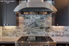 Glass Block Tile Backsplash by Accent Colors Glass Block Wall Buffet Contemporary Kitchen