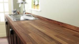 cuisine et plan de travail cuisine plan de travail bois jpg